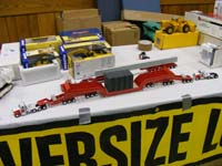 Construction Truck Scale Model Toy Show IMCATS-2009-063-s