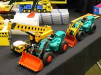 Construction Truck Scale Model Toy Show IMCATS-2009-067-s