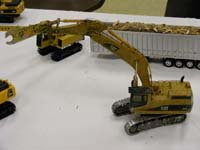 Construction Truck Scale Model Toy Show IMCATS-2009-070-s