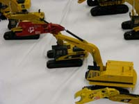 Construction Truck Scale Model Toy Show IMCATS-2009-071-s