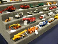 Construction Truck Scale Model Toy Show IMCATS-2009-078-s