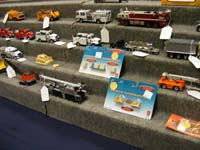 Construction Truck Scale Model Toy Show IMCATS-2009-079-s