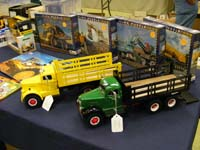 Construction Truck Scale Model Toy Show IMCATS-2009-080-s