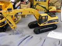 Construction Truck Scale Model Toy Show IMCATS-2009-083-s