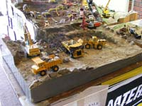 Construction Truck Scale Model Toy Show IMCATS-2009-087-s