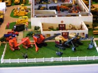 Construction Truck Scale Model Toy Show IMCATS-2009-098-s