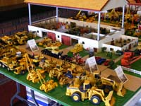 Construction Truck Scale Model Toy Show IMCATS-2009-099-s
