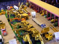 Construction Truck Scale Model Toy Show IMCATS-2009-102-s