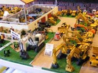 Construction Truck Scale Model Toy Show IMCATS-2009-103-s