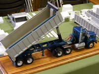 Construction Truck Scale Model Toy Show IMCATS-2009-108-s