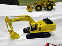 Construction Truck Scale Model Toy Show IMCATS-2010-014-s