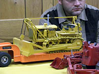 Construction Truck Scale Model Toy Show IMCATS-2010-021-s