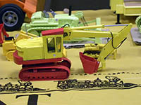 Construction Truck Scale Model Toy Show IMCATS-2010-025-s