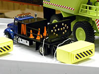 Construction Truck Scale Model Toy Show IMCATS-2010-032-s