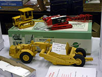 Construction Truck Scale Model Toy Show IMCATS-2010-035-s