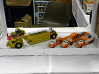 Construction Truck Scale Model Toy Show IMCATS-2010-036-s