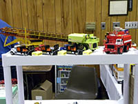 Construction Truck Scale Model Toy Show IMCATS-2010-037-s