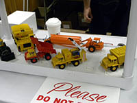 Construction Truck Scale Model Toy Show IMCATS-2010-038-s