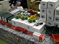 Construction Truck Scale Model Toy Show IMCATS-2010-046-s