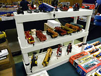 Construction Truck Scale Model Toy Show IMCATS-2010-051-s
