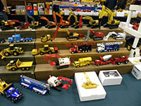 Construction Truck Scale Model Toy Show IMCATS-2010-053-s