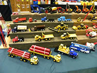Construction Truck Scale Model Toy Show IMCATS-2010-054-s
