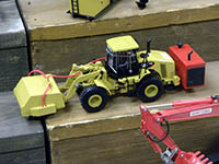 Construction Truck Scale Model Toy Show IMCATS-2010-056-s