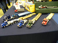 Construction Truck Scale Model Toy Show IMCATS-2010-066-s