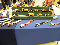 Construction Truck Scale Model Toy Show IMCATS-2010-067-s