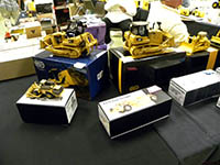 Construction Truck Scale Model Toy Show IMCATS-2010-079-s