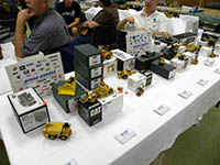 Construction Truck Scale Model Toy Show IMCATS-2010-083-s