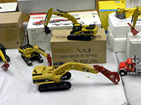 Construction Truck Scale Model Toy Show IMCATS-2010-085-s