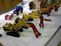 Construction Truck Scale Model Toy Show IMCATS-2010-087-s