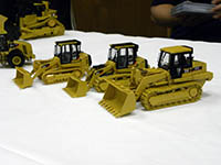 Construction Truck Scale Model Toy Show IMCATS-2010-112-s