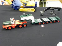 Construction Truck Scale Model Toy Show IMCATS-2010-122-s