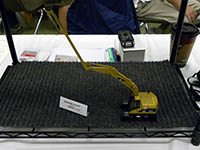 Construction Truck Scale Model Toy Show IMCATS-2010-128-s