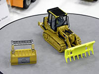 Construction Truck Scale Model Toy Show IMCATS-2010-135-s