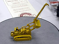 Construction Truck Scale Model Toy Show IMCATS-2010-137-s