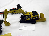 Construction Truck Scale Model Toy Show IMCATS-2010-139-s