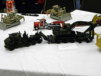 Construction Truck Scale Model Toy Show IMCATS-2010-141-s