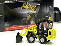 Construction Truck Scale Model Toy Show IMCATS-2010-144-s