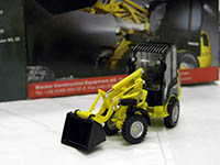 Construction Truck Scale Model Toy Show IMCATS-2010-145-s