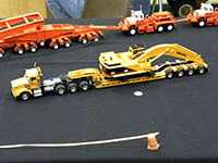 Construction Truck Scale Model Toy Show IMCATS-2010-146-s
