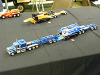 Construction Truck Scale Model Toy Show IMCATS-2010-147-s
