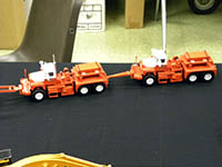 Construction Truck Scale Model Toy Show IMCATS-2010-148-s
