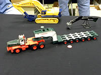 Construction Truck Scale Model Toy Show IMCATS-2010-150-s