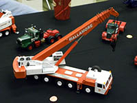 Construction Truck Scale Model Toy Show IMCATS-2010-151-s