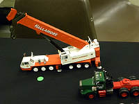 Construction Truck Scale Model Toy Show IMCATS-2010-152-s