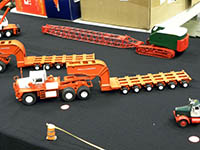 Construction Truck Scale Model Toy Show IMCATS-2010-153-s