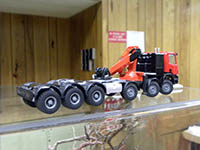Construction Truck Scale Model Toy Show IMCATS-2010-157-s